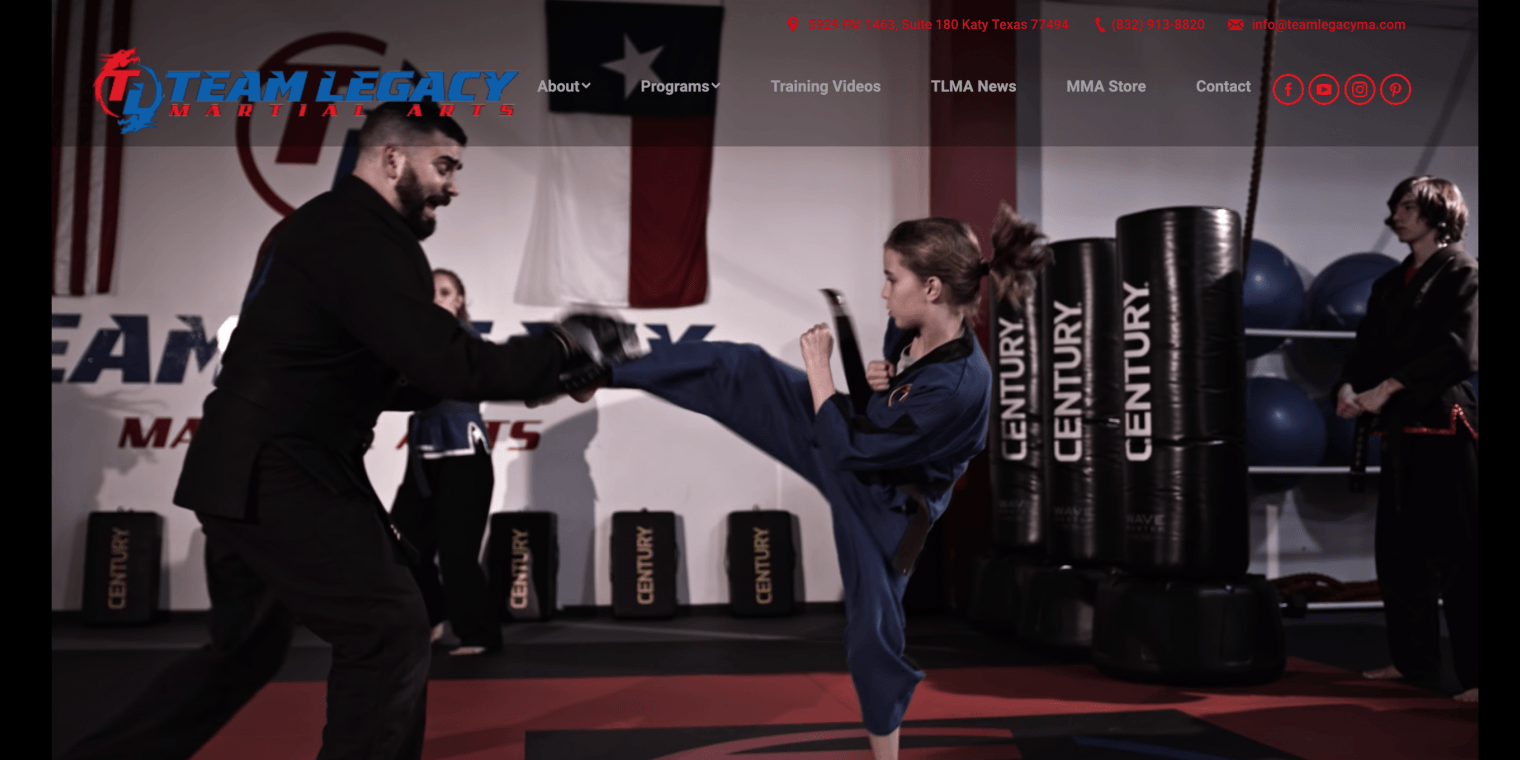 Welcome to TLMA 2 0 - Martial Arts Classes Karate School near me