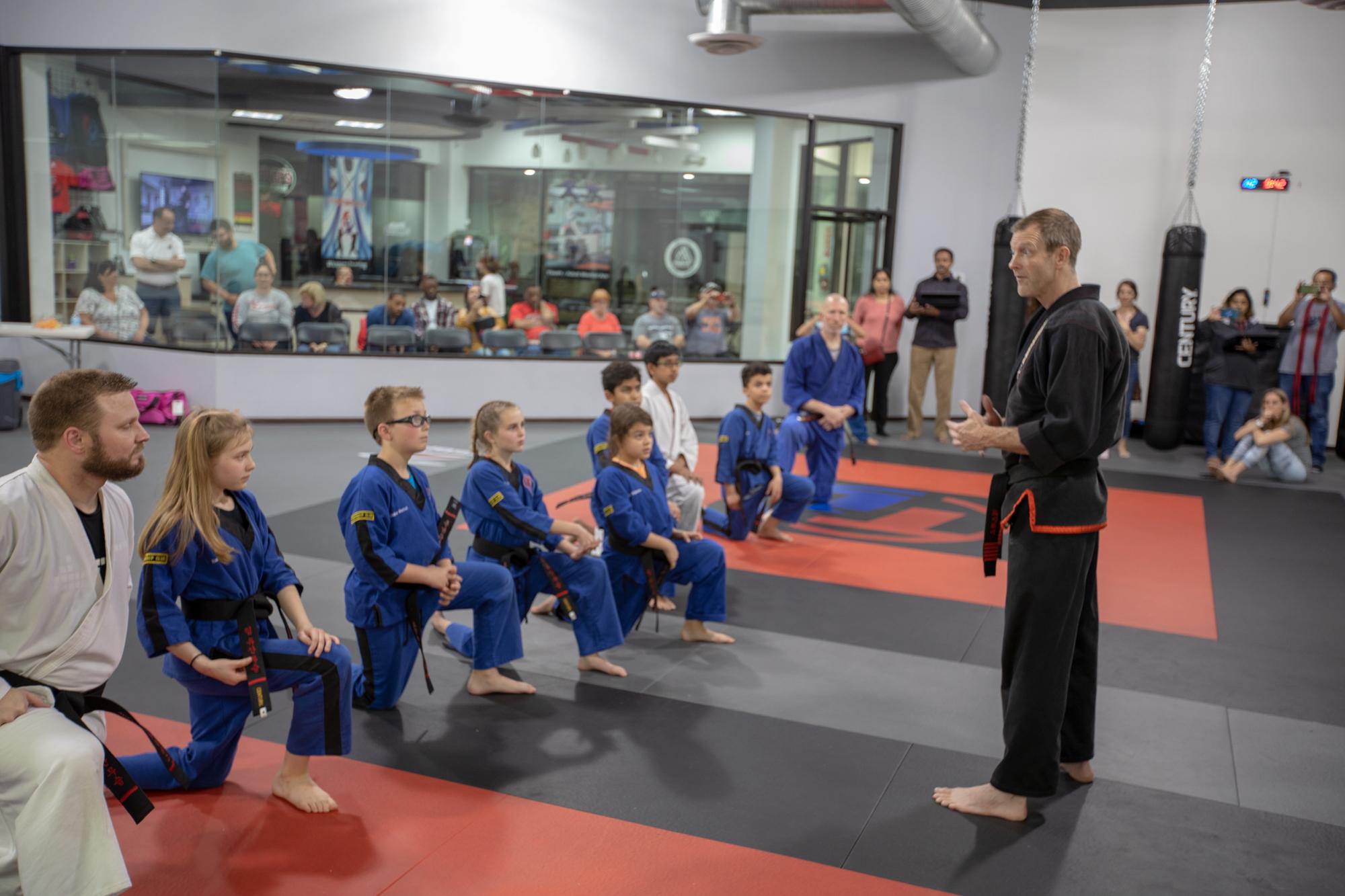 April 5th, 2019 Black Belt Test - Martial Arts Classes Karate School